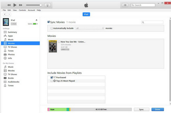 how-to-transfer-mp4-to-ipad-itunes