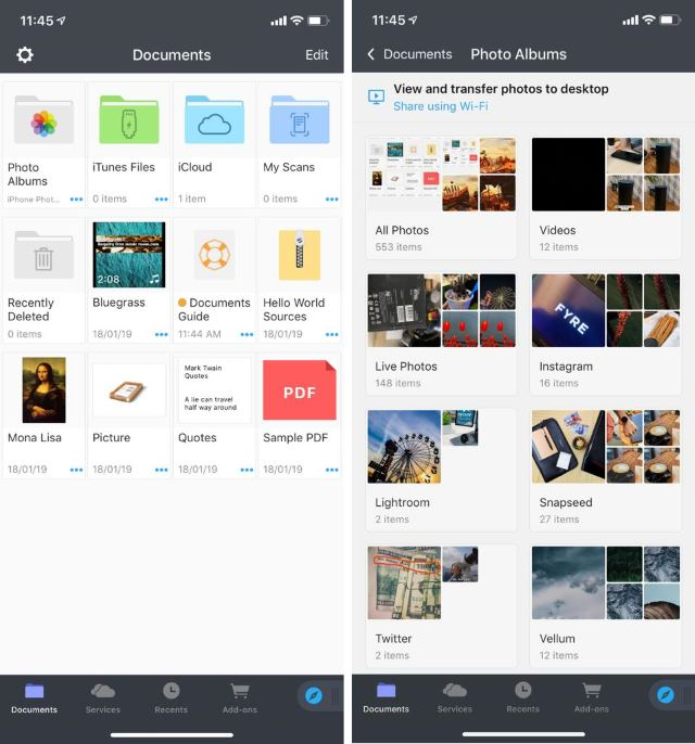 best-file-manager-apps-for-iphone-Documents-by-Readdle