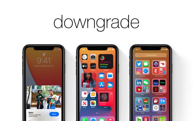downgrade-iOS