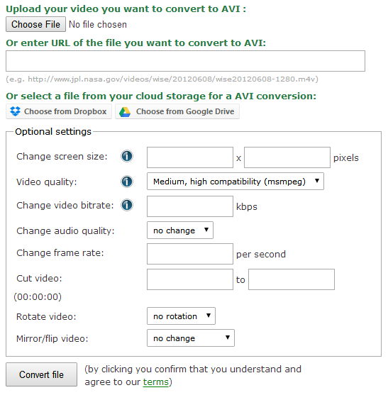 convert pptx to video online free