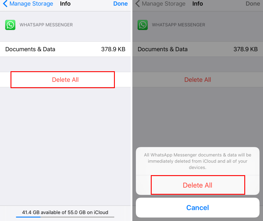 How to Fix Not Enough Storage on iCloud for Your iPhone/iPad