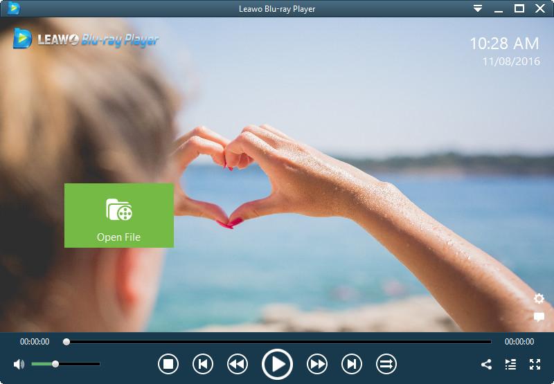 Leawo Free Blu-ray Player for Mac