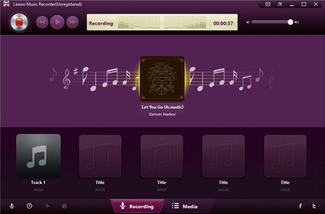How to Record Audio from Computer with Leawo Music Recorder start-16