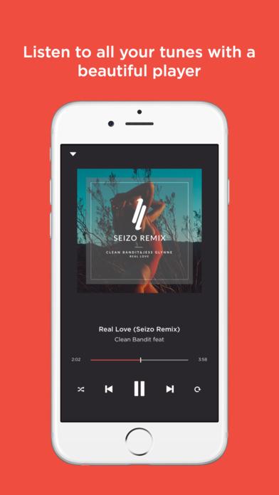 music player app iphone free