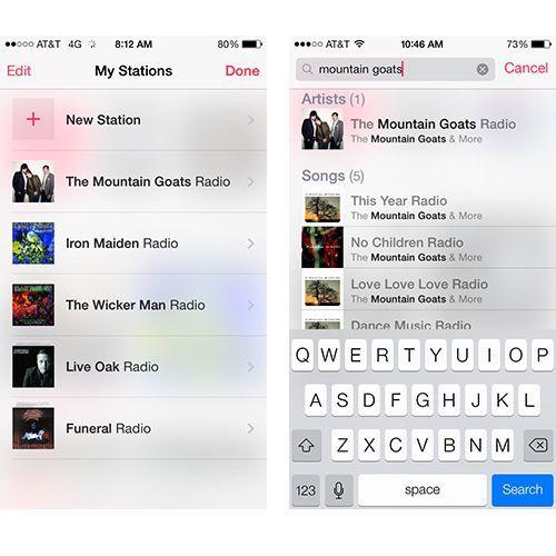 iTunes Radio