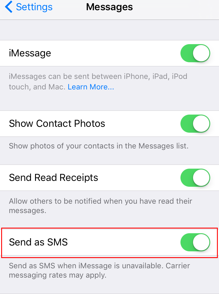 iphone not sending texts how to fix iphone not sending text messages ilounge forums 15348