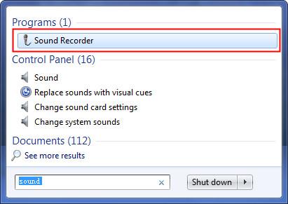 open-sound-recorder