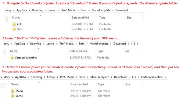 create-menu-folder