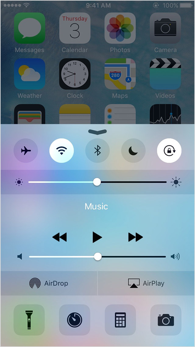 Iphone Screen Rotation 6s