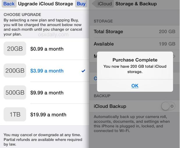 How Do I Make More Room In My Icloud Storage