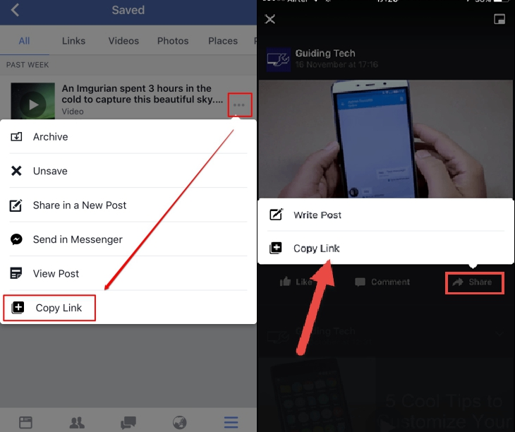 Download videos from Facebook to iPhone | Leawo Tutorial Center