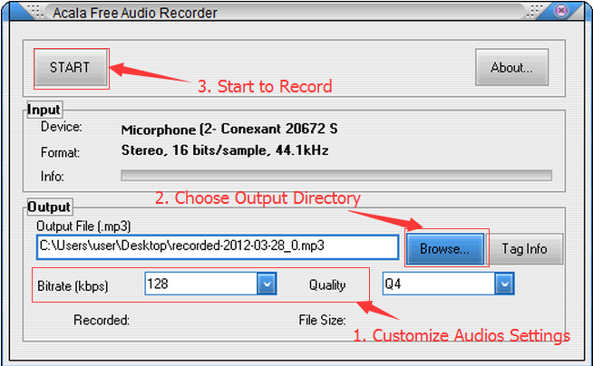 record-audios-from-mic-with-free-audio-recording-software