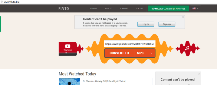 turn YouTube into mp3 online