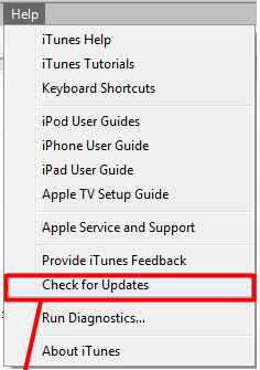 update-itunes-to-the-latest