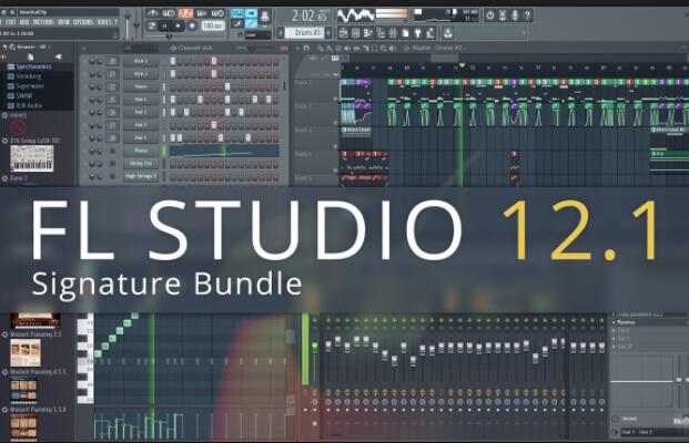 FL Studio 12.1.2