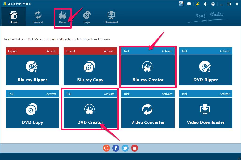 2 Apps to Convert MOV Files to ISO File | Leawo Tutorial Center