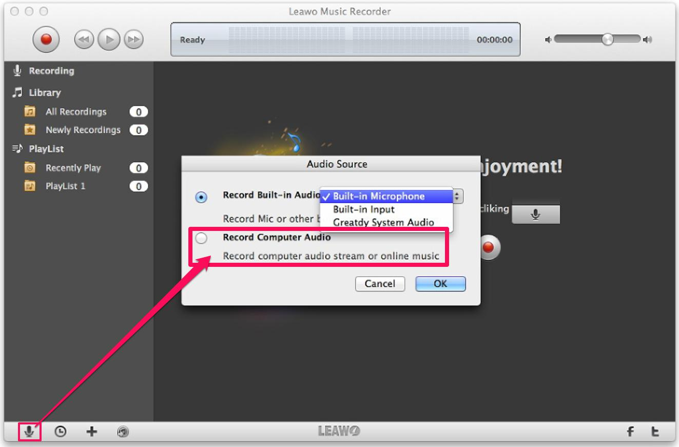 Top 3 Ways to Record Audio on Mac