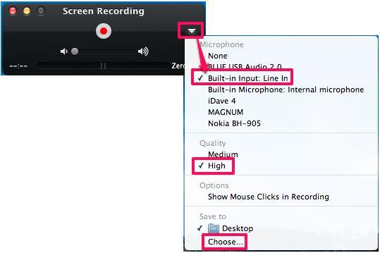 Step 1: Find a desktop capture tool