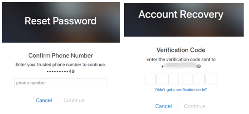 How to Recover iCloud Password | Leawo Tutorial Center