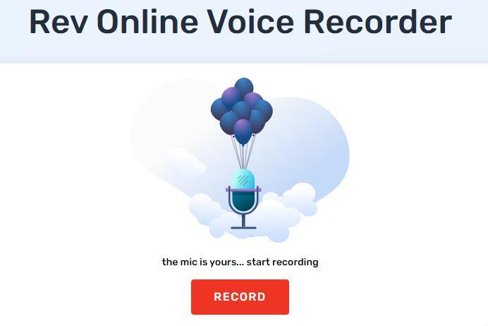 Rev-online-voice-recorder