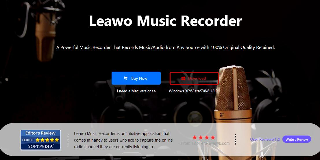 4 ways for Voice Recorder Free Download | Leawo Tutorial Center