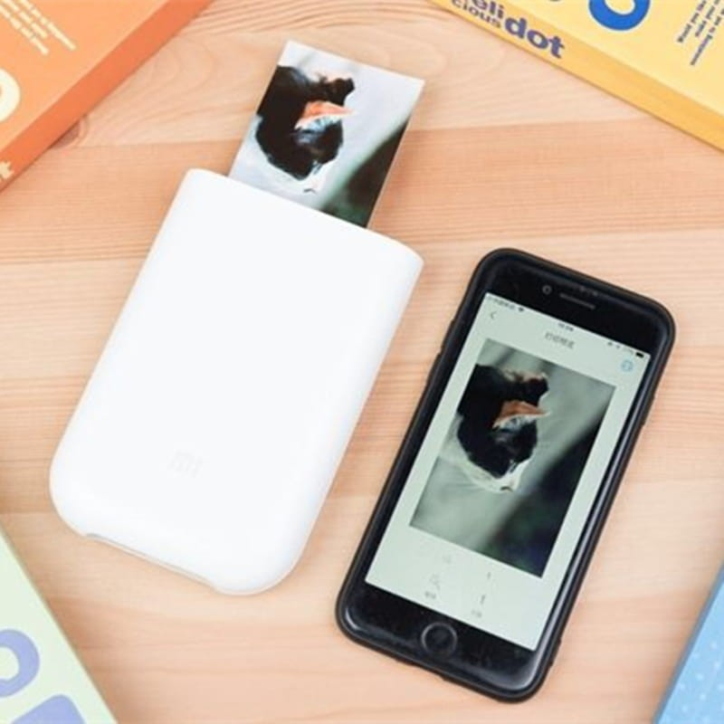 Start Printing on Portable Printer for iPhone