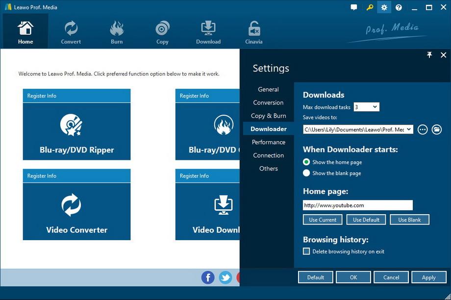 Video-Downloader-set-output-directory-9
