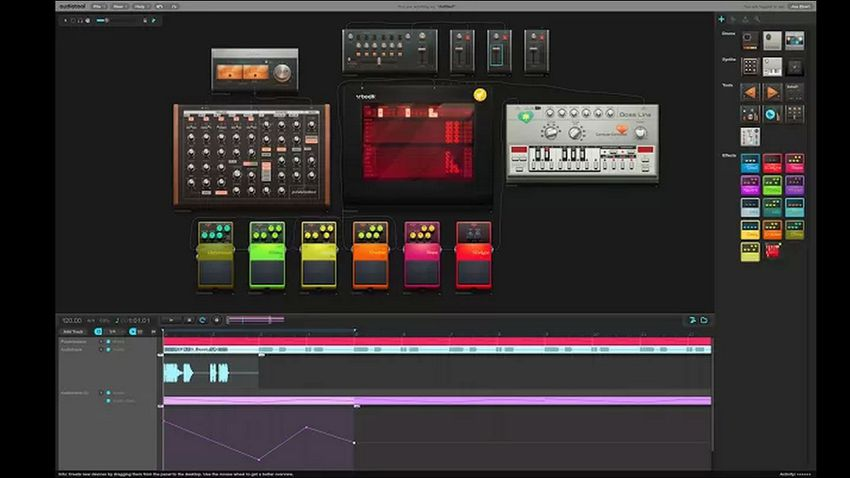 How to make music with free music studio online leawo for Rendering online free
