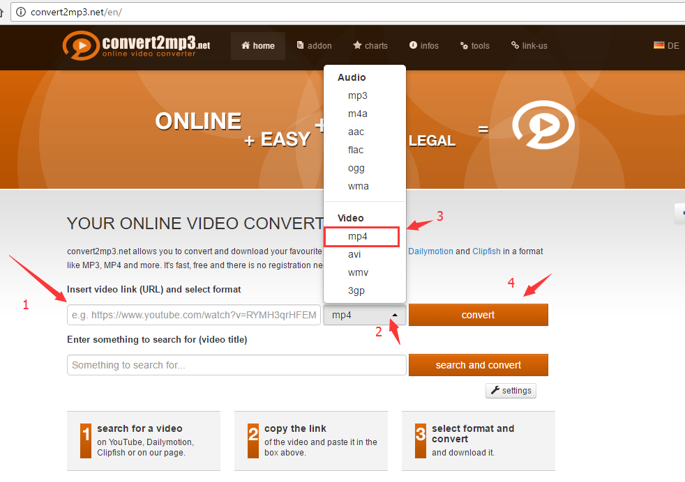 Youtube to mp3 converters online video converter & downloader.