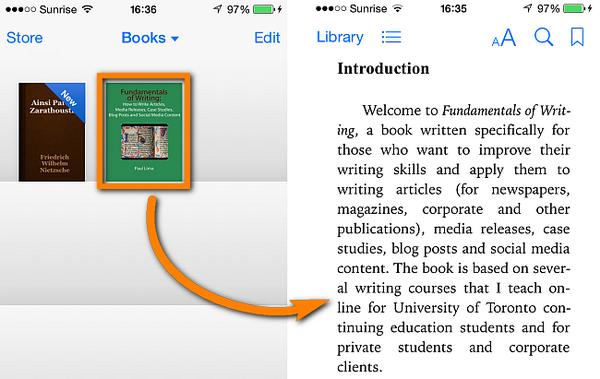 epub-book-on-iphone