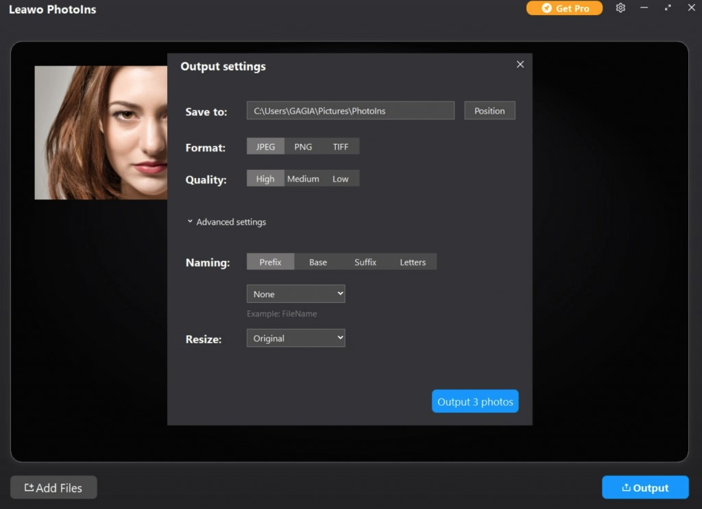 how-to-edit-photos-with-Leawo-PhotoIns-03