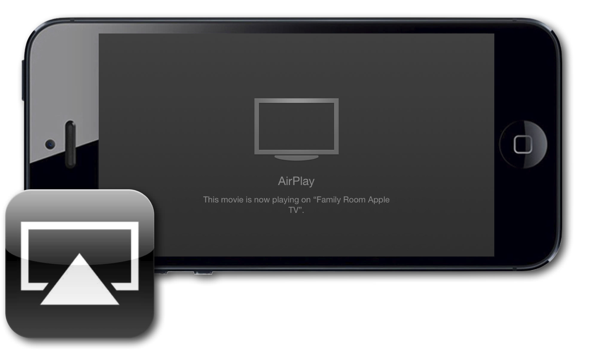 how to airplay