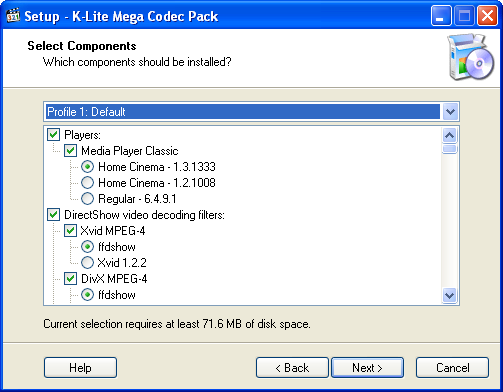 K-lite codec pack download for windows free software directory.