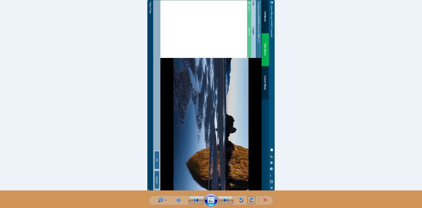How to rotate a video to the right angle you want leawo tutorial some online photo editors are able to rotate your pictures as well but since windows photo viewer exists in windows os and it does not require the internet ccuart Choice Image