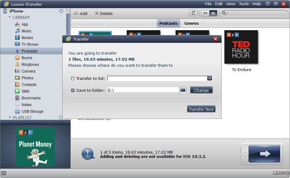select-target-folder