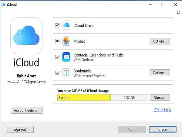 How to Transfer Camcorder Videos from PC to iPad with iCloud-01