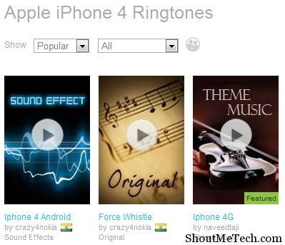 how to download free music ringtones to iphone 4
