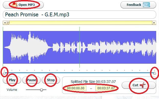MP3 Cut