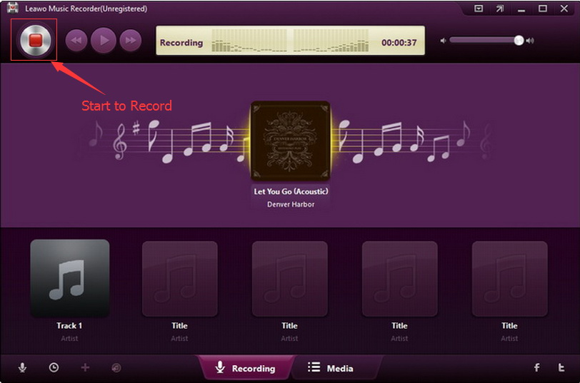 how-to-download-music-to-Samsung-with-Leawo-Music-Recorder-04