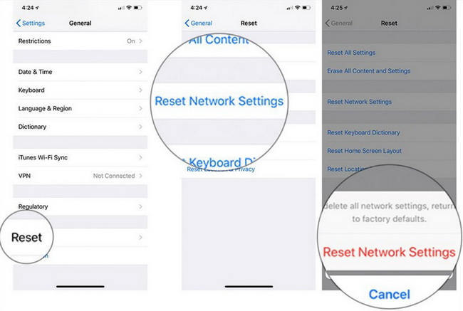 how-to-fix-if-icloud-backup-failed-reset-network-5