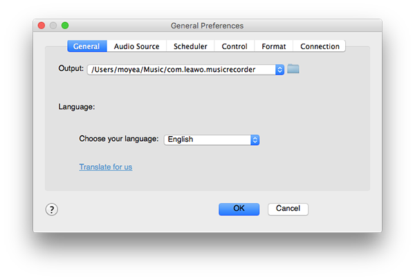 how-to-record-streaming-audio-mac-with-Leawo-Music-Recorder-01