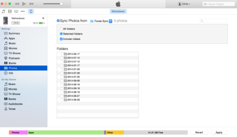 iTunes-Sync-Photo-From-3