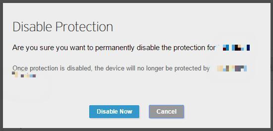 Disable Anti-Virus on Mac