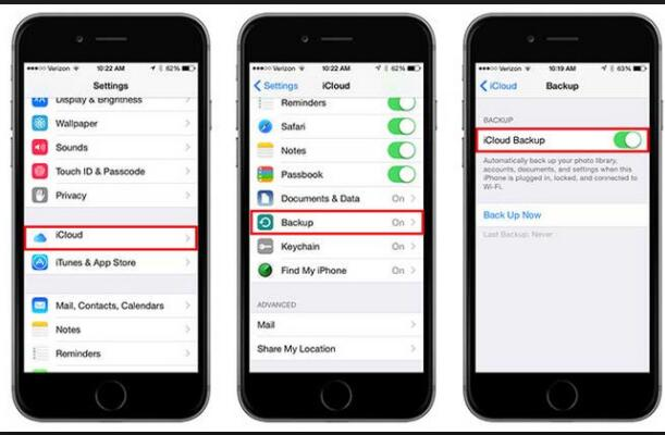 merge-iCloud-contacts-via-backup