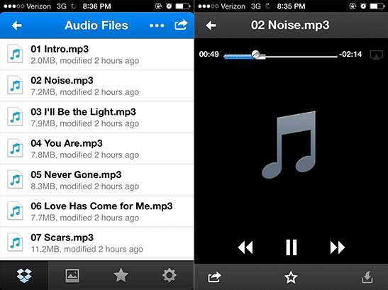 transfer-music-from-iphone-to-iphone-dropbox