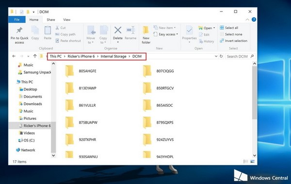 How to Transfer Photos from iPhone to External Hard Drive on PC-01