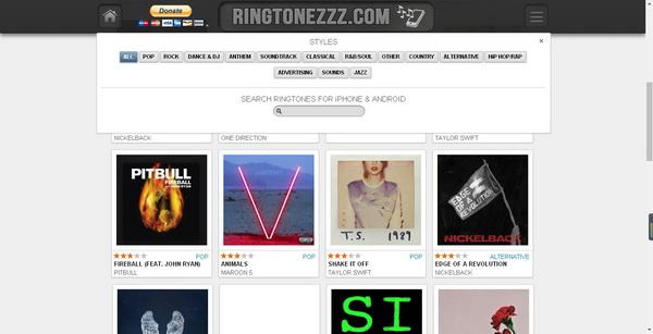 RINGTONEZZZ.COM