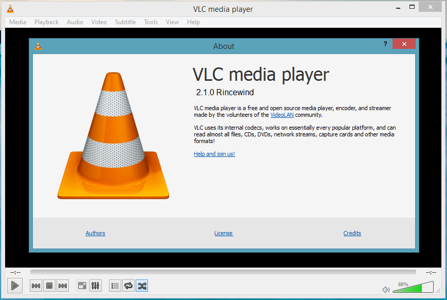 vlc media player download for windows 8