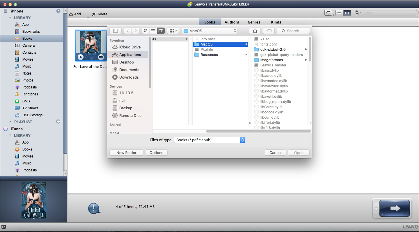 3 Ways to Sync iBooks from Mac to iPad | Leawo Tutorial Center