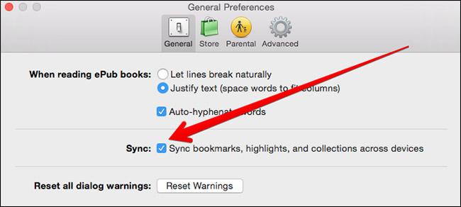 enable-ibooks-sync-on-mac